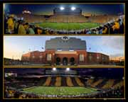 Kinnick Stadium, Iowa City 2010 - #97