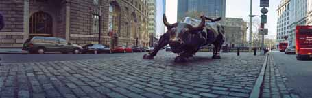 The Bull of Wall Street