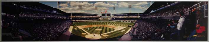 Comiskey Park Final Game