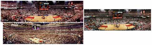 Chicago Bulls Panoramas
