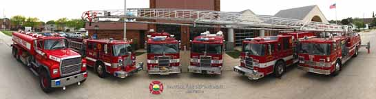 Rantoul, Illinois Fire Department | Apparatus