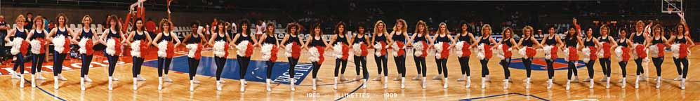 1989 Illinettes Panorama
