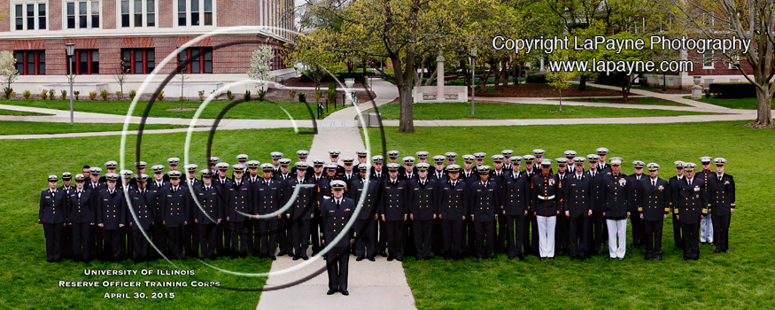 Illinois ROTC 2015 | Navy