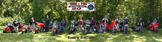 Wind & Fire National Rally 2011 - Board of Directors