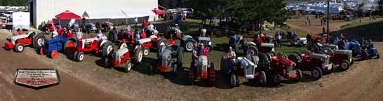 2012 Ford/Fordson Collectors Group #2