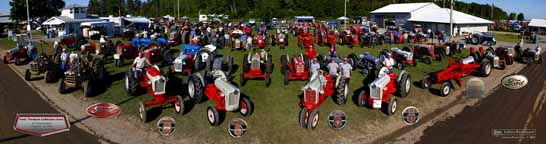 2015 Ford/Fordson Collectors Association
