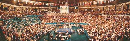 1996 Olympics Boxing Venue Panorama