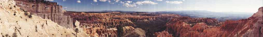 Bryce Canyon National Park Panorama