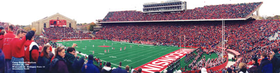 Camp Randall Stadium 1999 Panorama