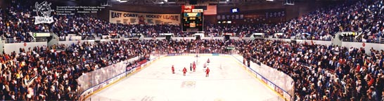 Peoria Rivermen Hockey Panorama