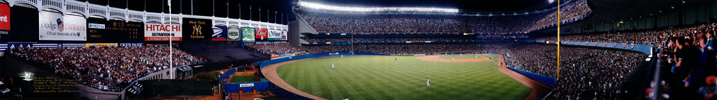 2000 Subway Series Panorama