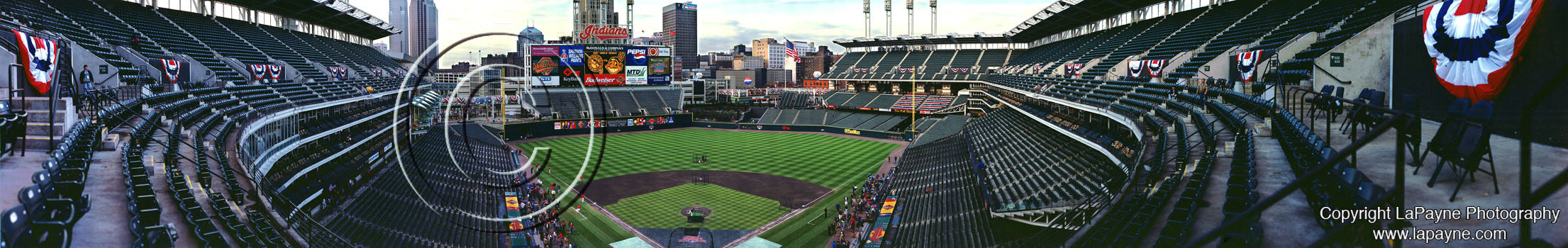 Jacobs Field Panorama