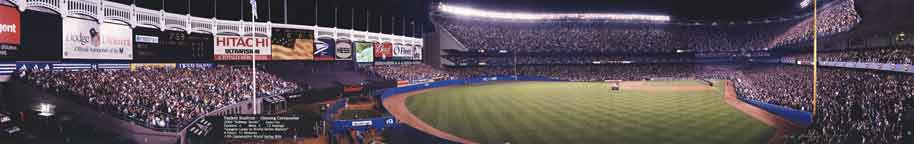 2000 World Series, Opening Ceremonies Panorama