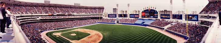 "White Sox - ""New"" Comiskey Inaugural Opening"