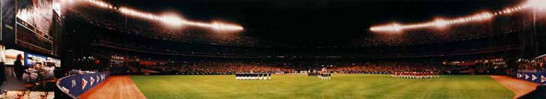 Shea Stadium | 1986 World Series Panorama