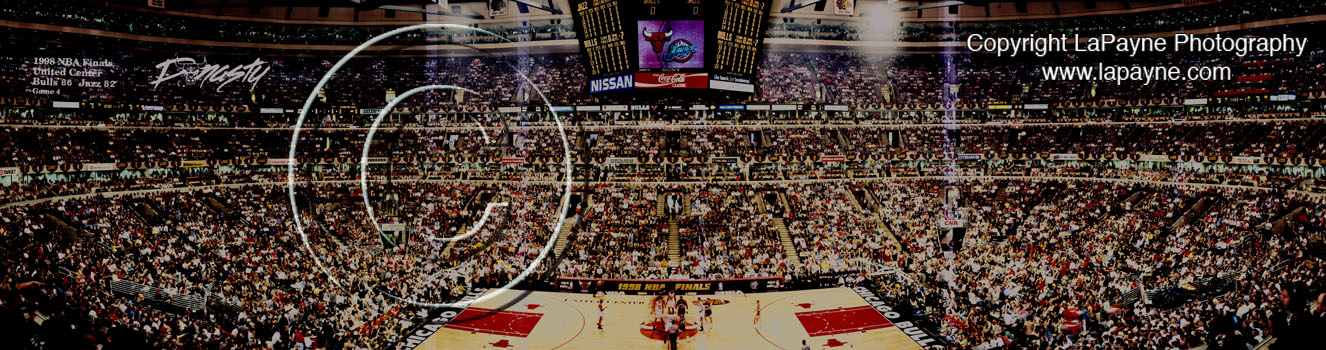 Bulls 1998 NBA Finals - Game 4