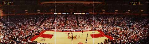 1994 NBA Finals Houston Summit Panorama