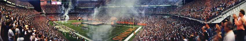 Cleveland Browns 1990 - Anthem