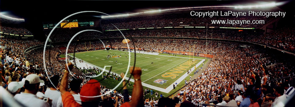 1999 Cleveland Browns Stadium