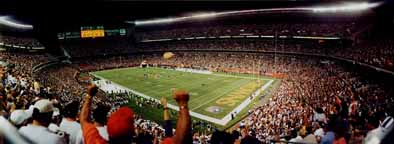 Cleveland Browns 1990 - Opening