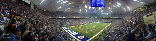 Indianapolis Colts Panorama