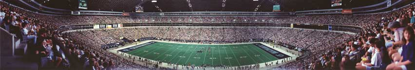Texas Stadium Panorama