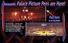 Detroit Pistons Photo Pen